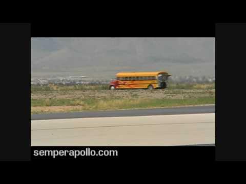 Jet School Bus: El Paso 2009