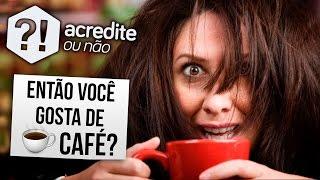 EFEITOS LOUCOS QUE A CAFEÍNA GERA EM SEU SANGUE