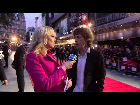 Rolling Stones: Crossfire Hurricane red carpet featurette (Sundance Channel Asia)