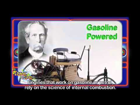 TOMz S3 E17 - The history of the motor vehicle engine
