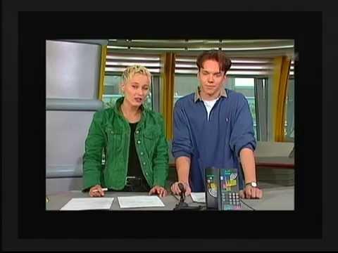 Sven Epiney - erster TV Auftritt Schweizer Fernsehen SRF