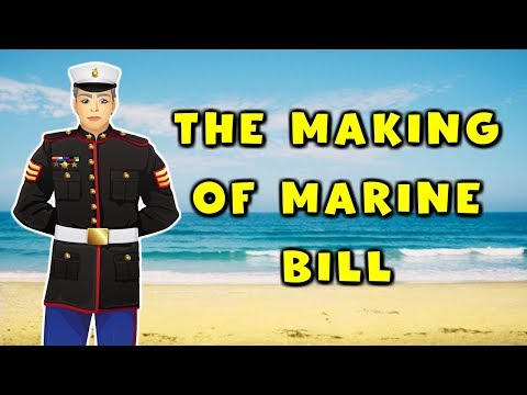 The Making of Marine Bill