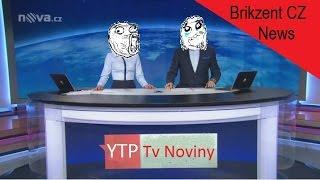 [CZ YTP] Televizní noviny