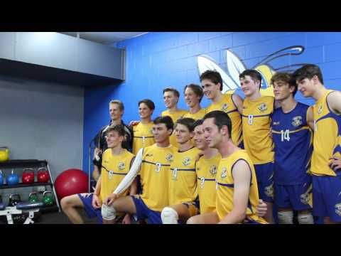 Marist College Ashgrove First VI Volleyball 2017 | Undefeated Premiers