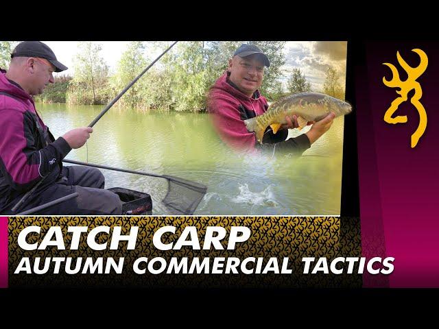 COMMERCIAL CARP FISHING