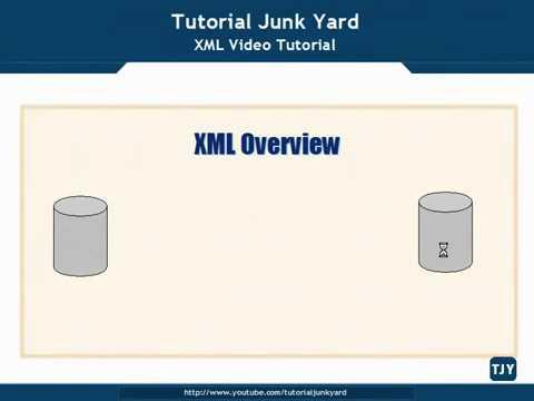 XML Tutorial   10 Overview Of XML