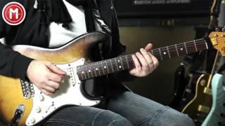 Peter Fischer Gitarren-Workshop! Lick of the Week: Dominant-Pentatonik