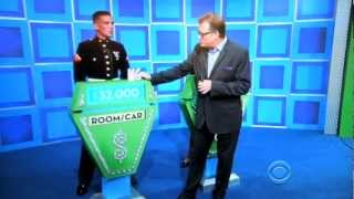 The Price is Right - Showcase Results - 11/9/2012