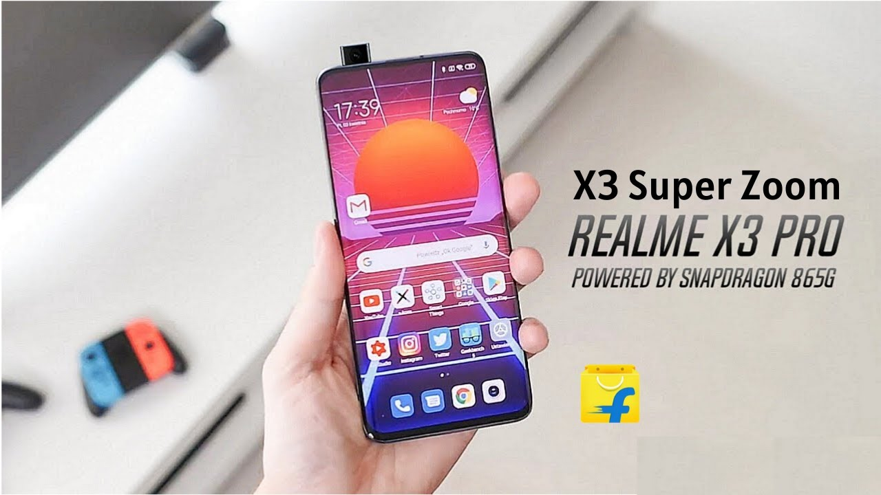 Realme X3 Pro X3 Super Zoom Specification Launch Date Realme