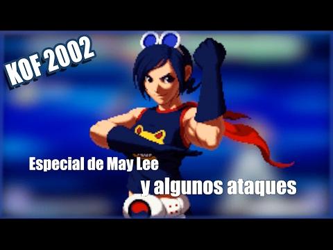 Como hacer el especial de May Lee | KOF 2002 Magic Plus