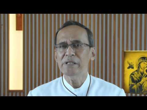 FR Patrick Massang CSsR, Vice-Provincial Superior (Malaysia&Singapore)