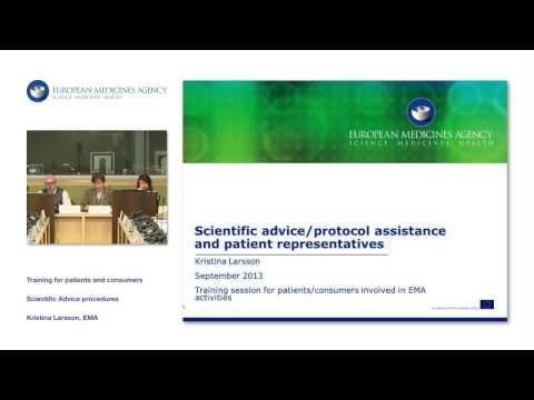 2.Scientific Advice procedures
