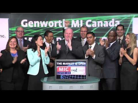 Genworth MI Canada Inc. (MIC:TSX) Opens Toronto Stock Exchange, July 7, 2014