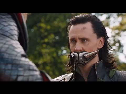 Thor: The Dark World feature - Thor and Loki OFFICIAL UK Marvel | HD