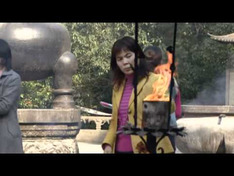 Die 1000 Buddhas des  Ling Ying