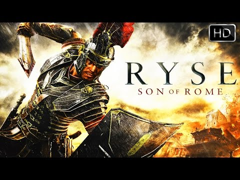 Ryse son of rome [Game Movie] [FULL HD]...