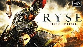 Ryse son of rome [Game Movie] [FULL HD] [DEUTSCH]