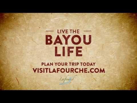 Visit Bayou Lafourche