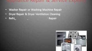 www.aplushomeappliancerepair.com 215-791-4215 Plus Appliance Service Video 03 07 00 12 wmv