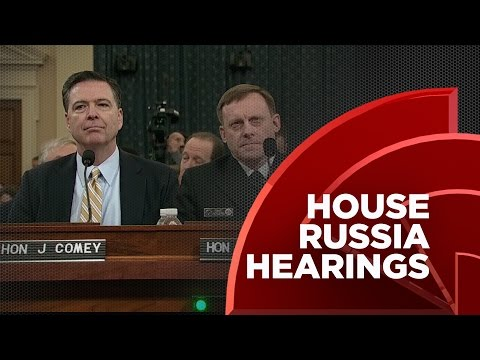 FBI Director Comey Confirms Investigation Into Trump/Russia Ties, Rebuked Trump's Wiretapping Claims