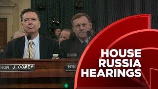 FBI Director Comey Confirms Investigation Into Trump/Russia Ties, Rebuked Trump