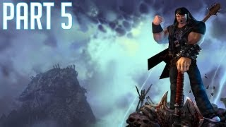 "Brutal Legends - Part 5 ""Making Weapon & Stage Fight"" Walkthrough / Gameplay PC PS3 XBOX360"