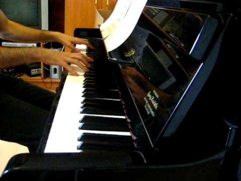!!! VII FF7 Final Fantasy 7 - 'Interrupted by Fireworks' Piano Cover