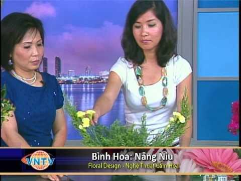 Floral Design - Nghệ Thuật Cắm Hoa - Bình Hoa: Nâng Niu