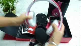 Beats By Dr. Dre Pink Studio On-ear Headphones - Got from Refly-DHgate.com