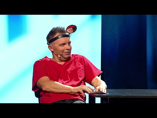 Kabaret Ani Mru-Mru - Badanie słuchu (Official Video, 2019)