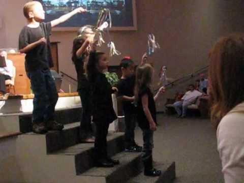 celebrate-jesus,-kids-praise--woodland-hills-baptist-church