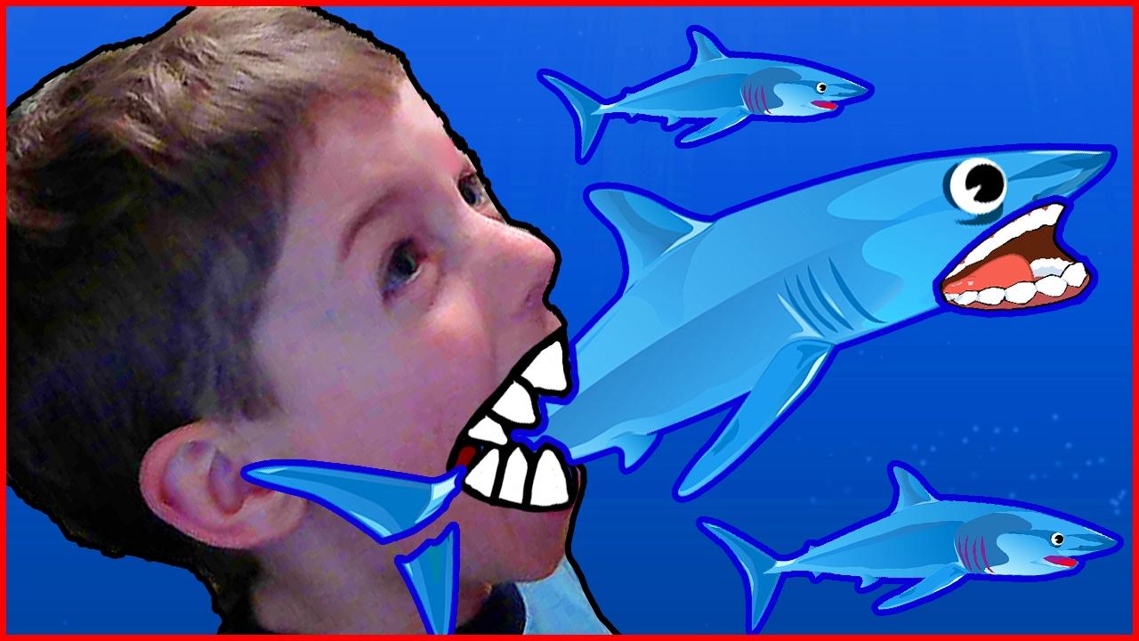 песня для детей про рыбку