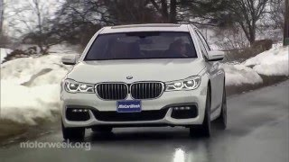 MotorWeek | Road Test: 2016 BMW 750i