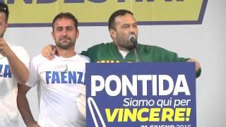 #Pontida2015 - Intervento di Gianluca #Pini