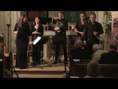 Westerly Winds – Paul Patterson – Magnard Ensemble