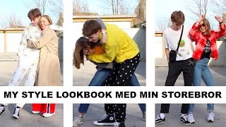 MY STYLE LOOKBOOK ft.  MIN STOREBROR