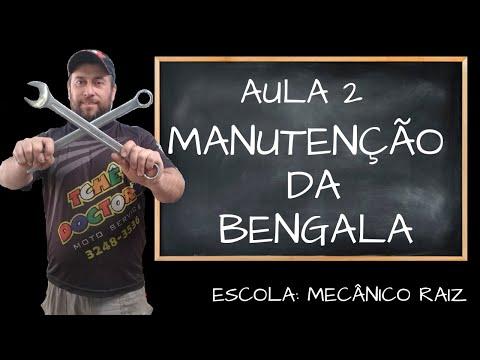 🤓🔧MANUTENÇÃO DA BENGALA, COMO FAZER!!! (Hora da mecânica 2)