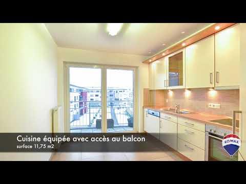 Magnifique appartement spacieux à louer au Limpertsberg
