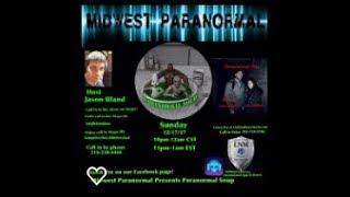 Paranormal Soup ep121 guests Jason Emerick & Tari Brillhart