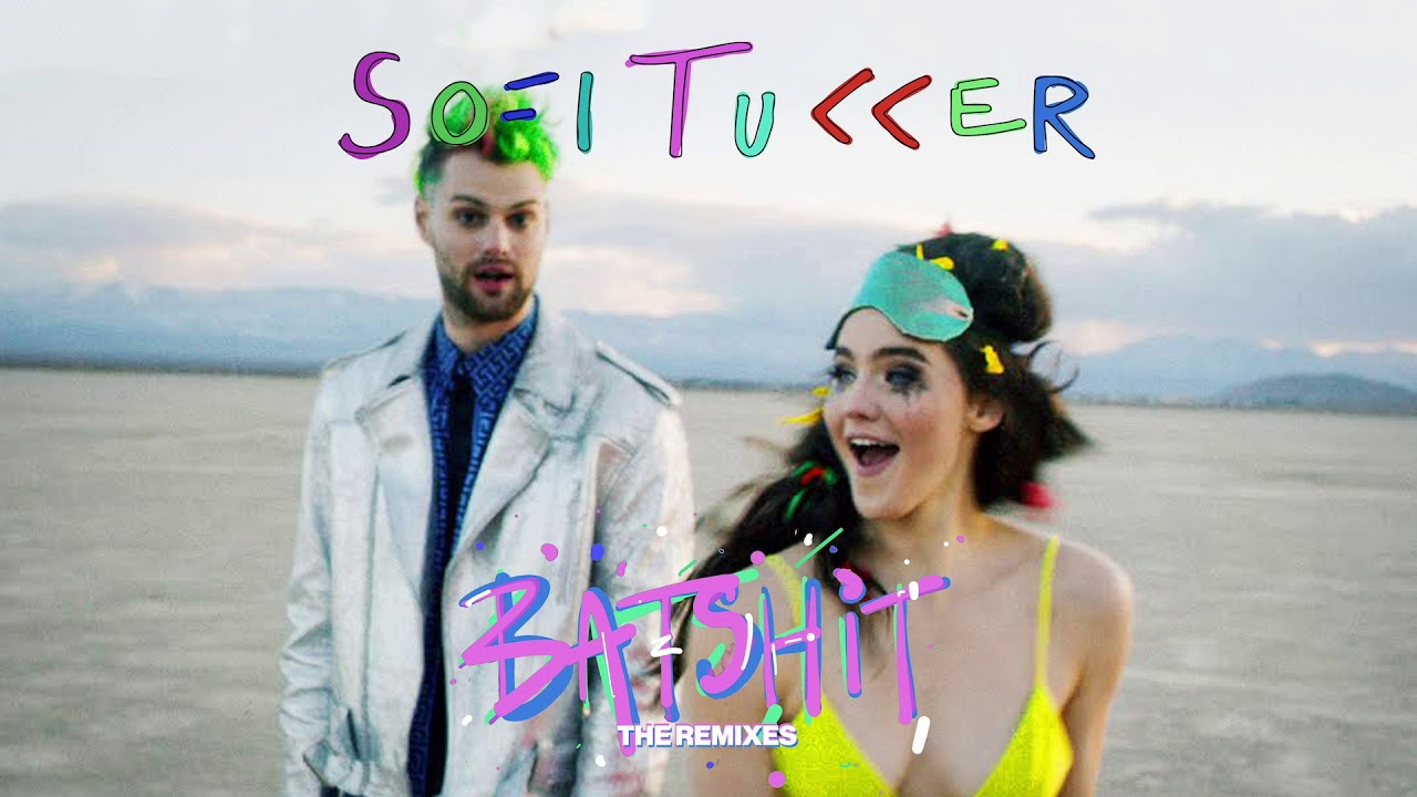 SOFI TUKKER — Batshit (Ilkay Sencan Remix) [Ultra Music]