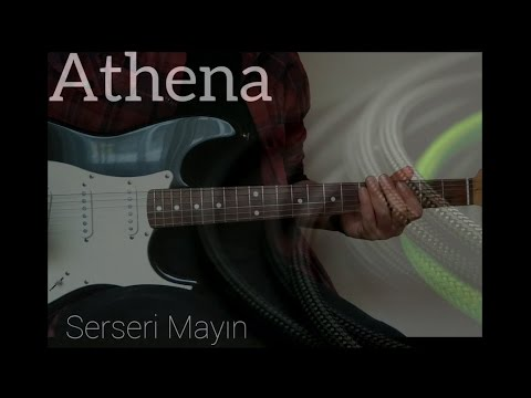 Athena | Serseri Mayın Gitar Cover ve Tablar HD