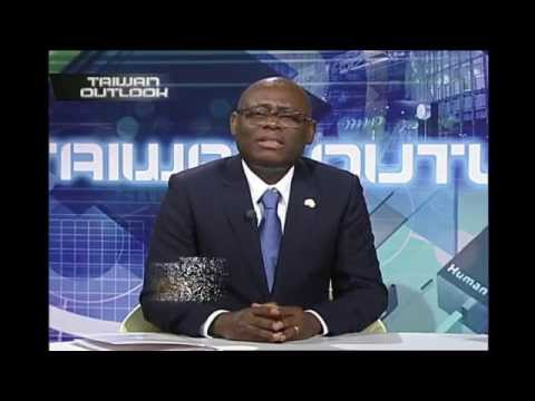TAIWAN OUTLOOK—金達斯 Taiwan- São Tomé and Príncipe Relations