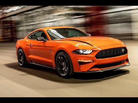 2020 Ford Mustang || 2.3L 330bhp || High Performance Beast || Four Cylinder Sports Car