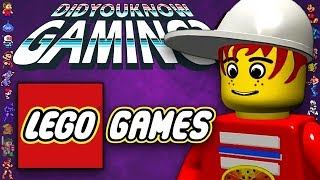 Lego Games  Did You Know Gaming? Feat. Lazy Game Reviews