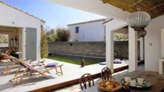 Immobilier Les Portes en Ré : propriété de luxe à vendre
