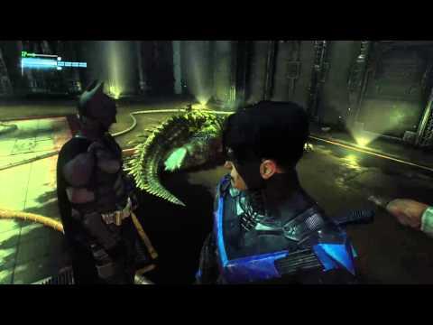 greendan9339's Live PS4 batman