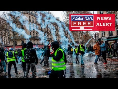 France Suspends Fuel Tax amid Yellow Vest Protests - LIVE COVERAGE