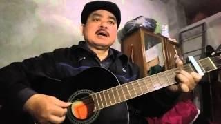 Anh thợ làm biển Quảng Cáo đàn ghi ta và hát cực chất - Vụ Bản 15/3/2016
