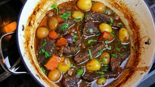 Hearty Beef Stew Recipe CaribbeanPot com