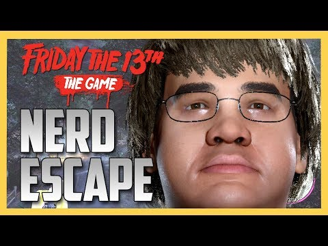 Nerd Escape! Friday the 13th The Game